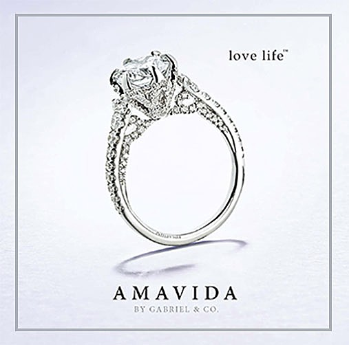 Amavida Bridal Collection Booklet