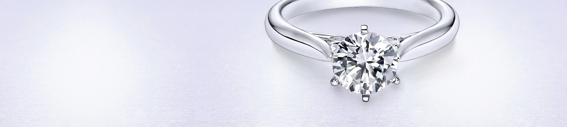 ring with joyous band download wedding solitare bands engagement round solitaire diamond