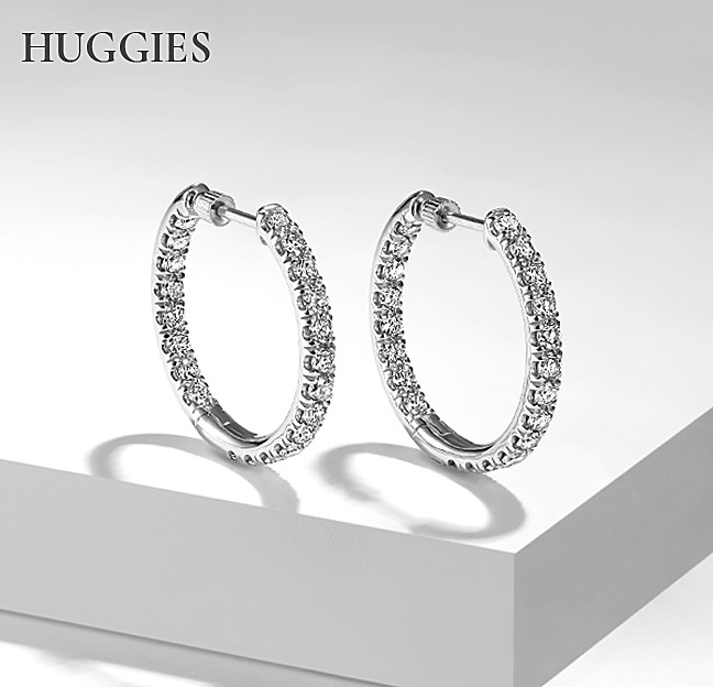 Huggie Hoops - Gabriel & Co.