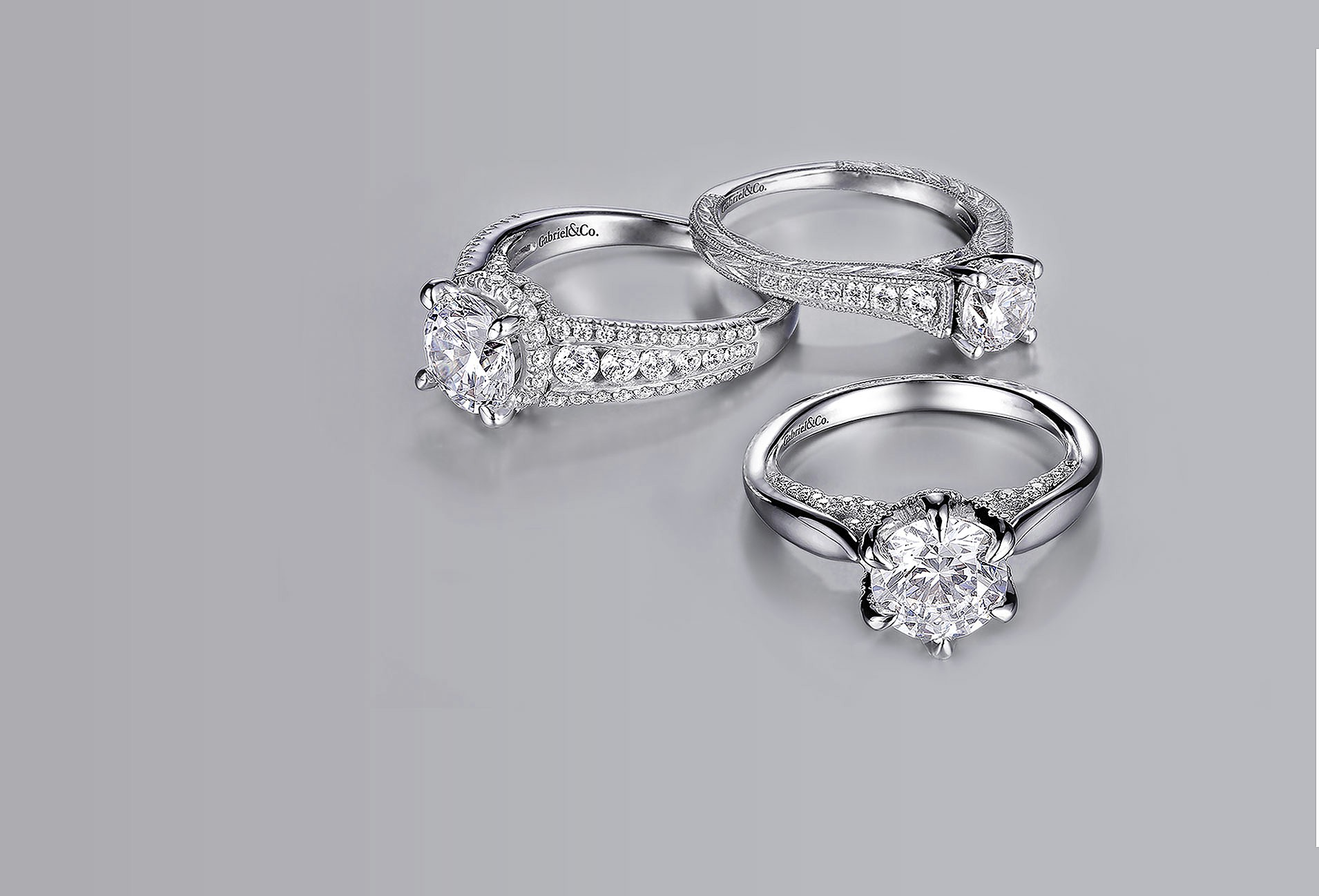 Engagement Rings U0026 Fine Jewelry | Diamond Wedding Rings | Gabriel U0026 Co