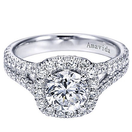 a engagement view an ring of intricate close rings wedding pin up amavida