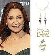 Donna Murphy at the Abingdon Theater Company Gala