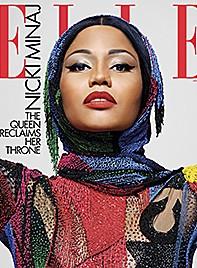 Elle July 2018