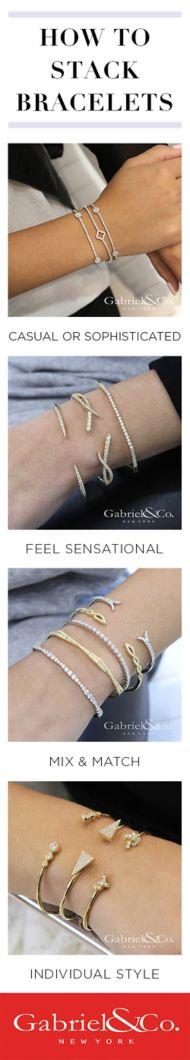 14k White Gold Lusso Diamond Tennis Bracelet angle
