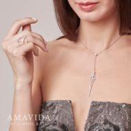 18K White Gold  Fashion Ladies' Ring angle