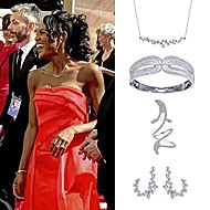 Actress Janai Norman wore Gabriel NY to the Oscars