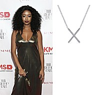 Javicia Leslie at the 2018 DKMS Blood Ball