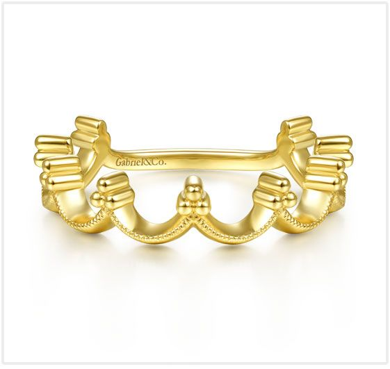 Yellow Gold Ladies' Ring