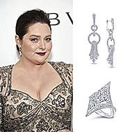 Lauren Ash March 2018 26th Annual Elton John AIDS Foundation