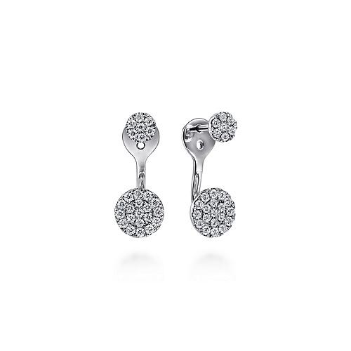 0236c8396 Ear Jacket Earrings & Earring Jackets   Gabriel & Co.