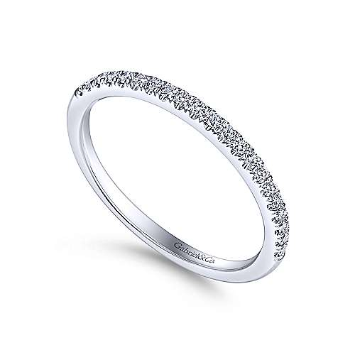 14K Wht Gold Diamond Matching  angle 3