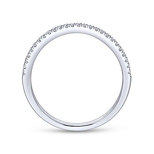 14KW. Gold Dia Ring angle 2