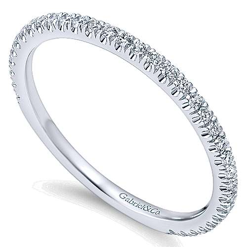 14KW. Gold Dia Ring angle 3