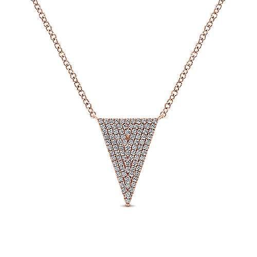14k Pink Gold Kaslique Fashion