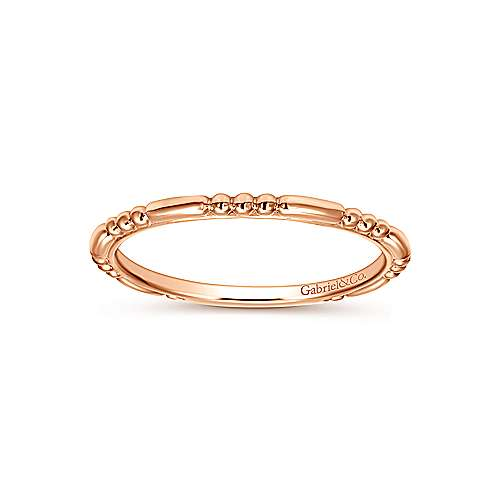 14k Rose Gold Midi Ladies