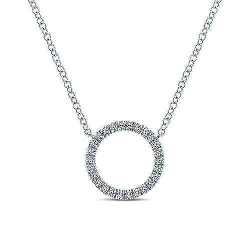 14k White Gold Trends Fashion