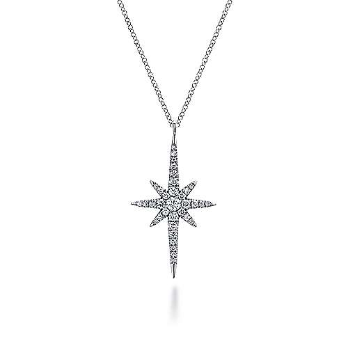 14k White Gold Starlis Fashion