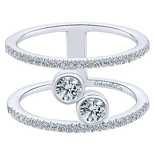 14k White Gold  Fashion