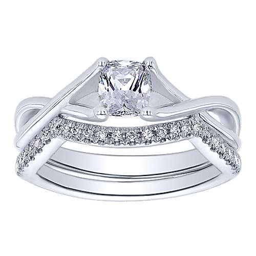 14k. Wt. Gold  Eng Ring angle 4