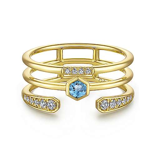 Constellations Fashion Ladies' Ring