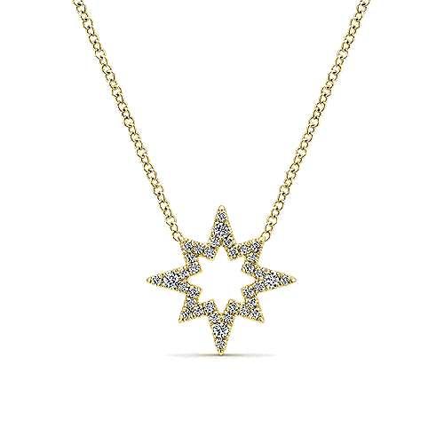 14k Yellow Gold Starlis Fashion