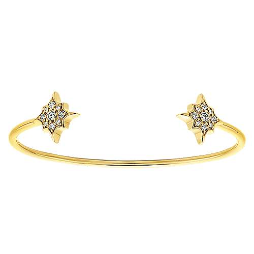 14k Yellow Gold Byblos
