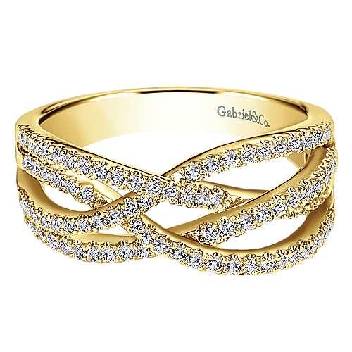14k Yellow Gold  Fashion