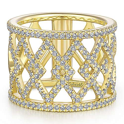 bands highkarat bulgari diamond yellow ring band monologo products gold l