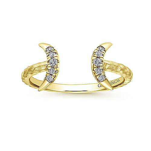 14k Yellow Gold Midi Ladies