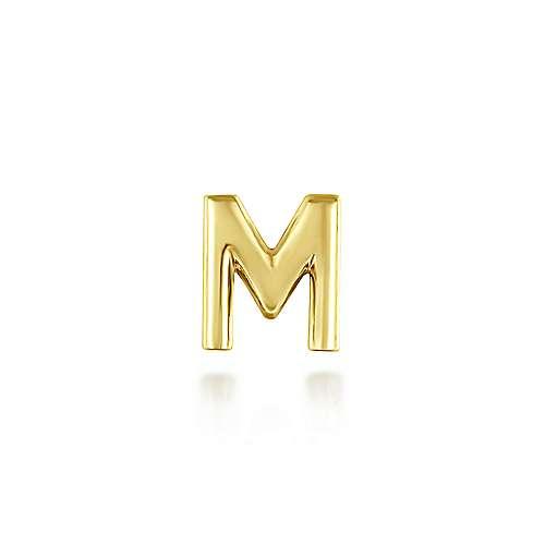 14k Yellow Gold Treasure Chests Locket Charm Pendant angle 2