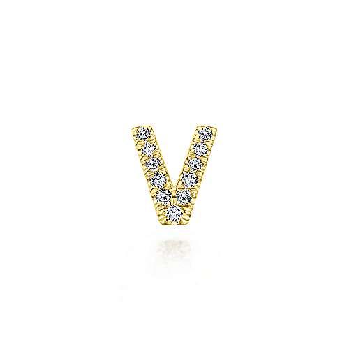 14k Yellow Gold Treasure Chests Locket Charm Pendant