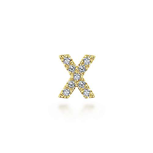14k Yellow Gold Treasure Chests Locket Charm Pendant angle 1