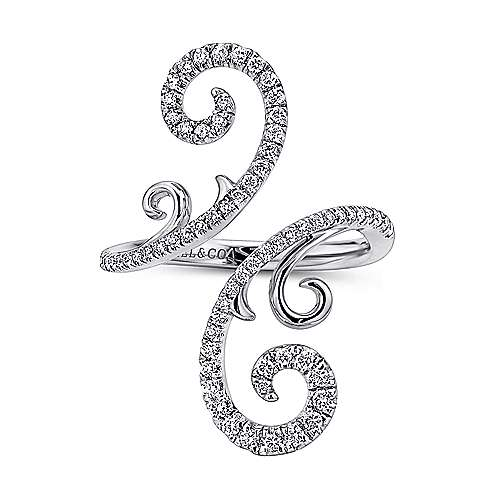 18k White Gold  Fashion
