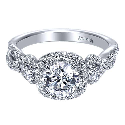 High End Engagement Wedding Rings Amavida Collection