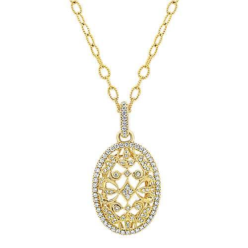 18k Yellow Gold Mediterranean Fashion