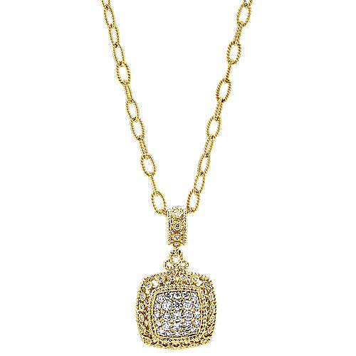 18k Yellow Gold  Fashion