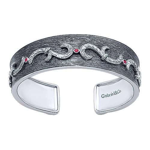 Gabriel - 925 Silver Goddess Bangle