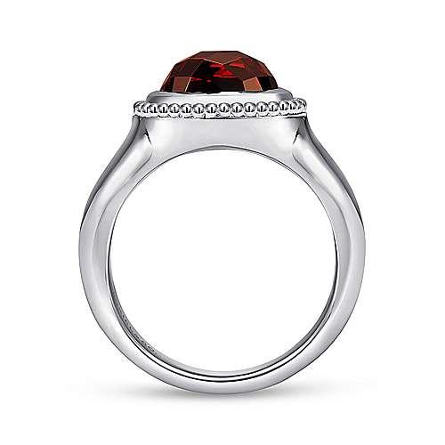 925 Silver Bujukan Fashion Ladies' Ring angle 2