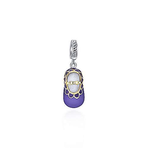 Gabriel - 925 Silver Treasure Chests Charm Pendant