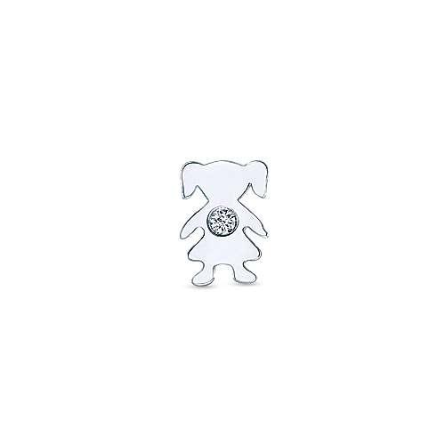 Gabriel - 925 Silver Treasure Chests Locket Charm Pendant