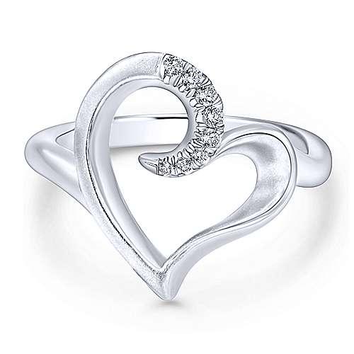 925 Silver Eternal Love Fashion Ladies' Ring