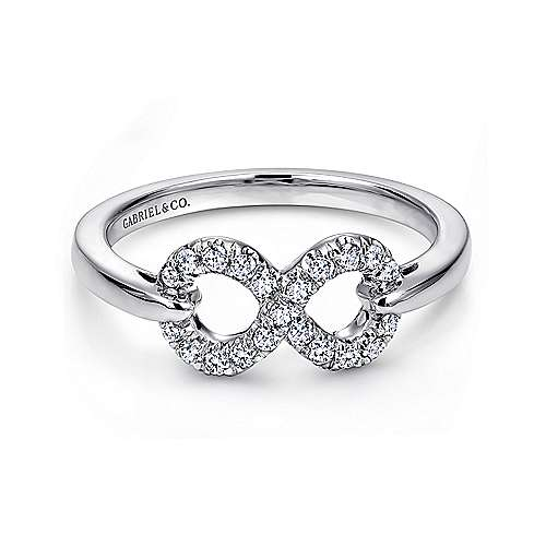 Gabriel - 925 Silver Eternal Love Fashion Ladies' Ring