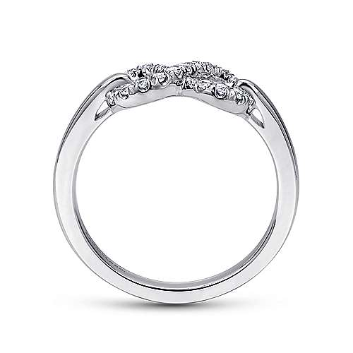 925 Silver Eternal Love Fashion Ladies' Ring angle 2