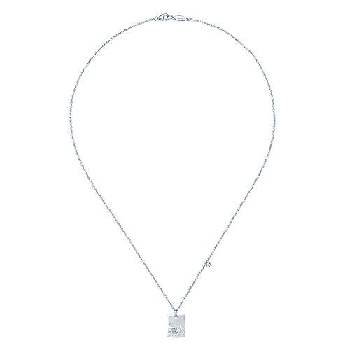 925 Silver Eternal Love Fashion Necklace angle 2