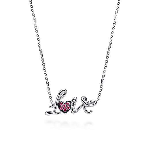Eternal Love Fashion Necklace