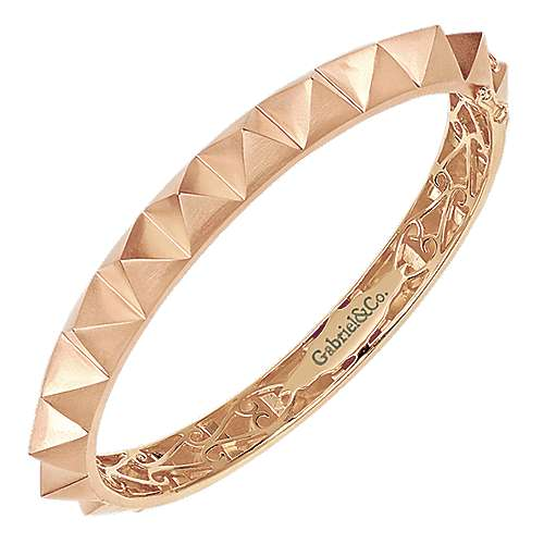 925 Silver Fierce Bangle