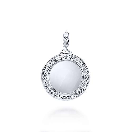 Gabriel - 925 Silver Treasure Chests Locket Pendant