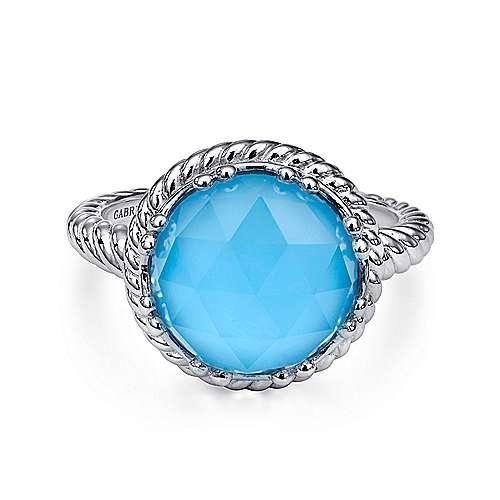 925 Silver Hampton Fashion Ladies' Ring
