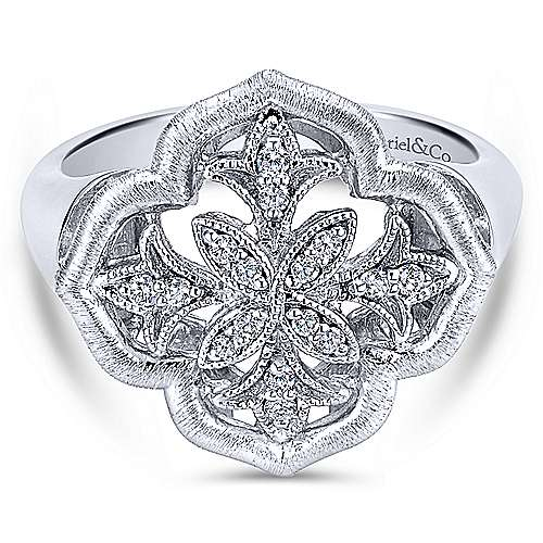 Gabriel - 925 Silver Madison Fashion Ladies' Ring