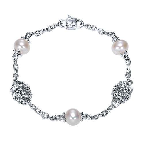 925 Silver Infinite Gems Chain